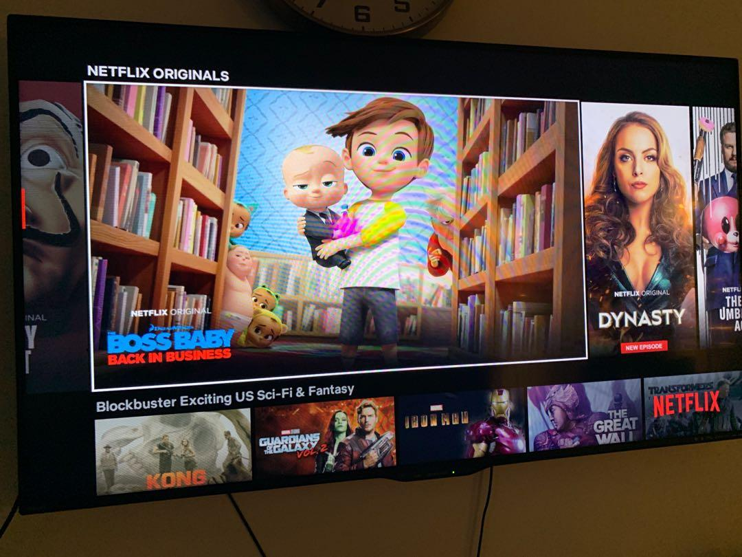Sharp android led tv 50 inch 2K resolution on Carousell