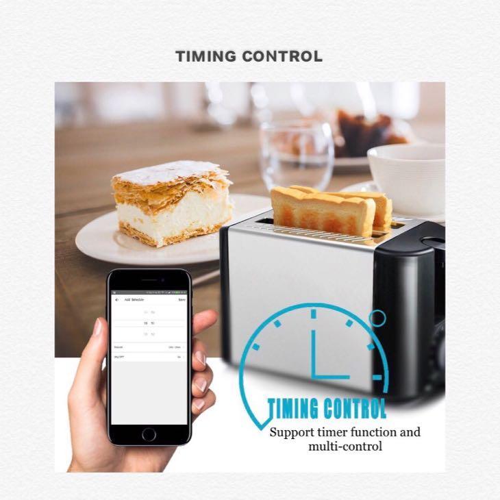 Smart WiFi Extension Socket