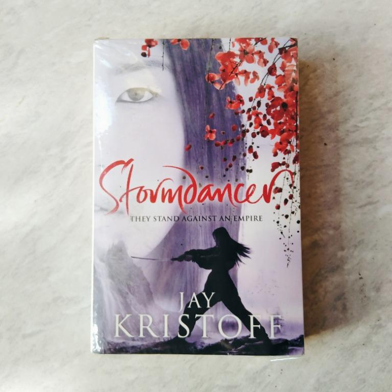 Stormdancer by Jay Kristoff (author of Illuminae Files, Nevernight, LIFEL1K3 and Aurora Rising)