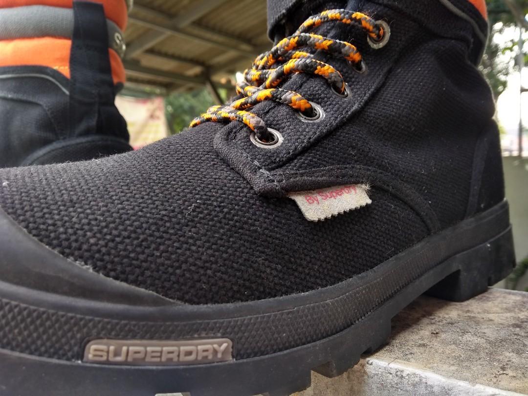 SUPERDRY Explorer Winter Boots (43)