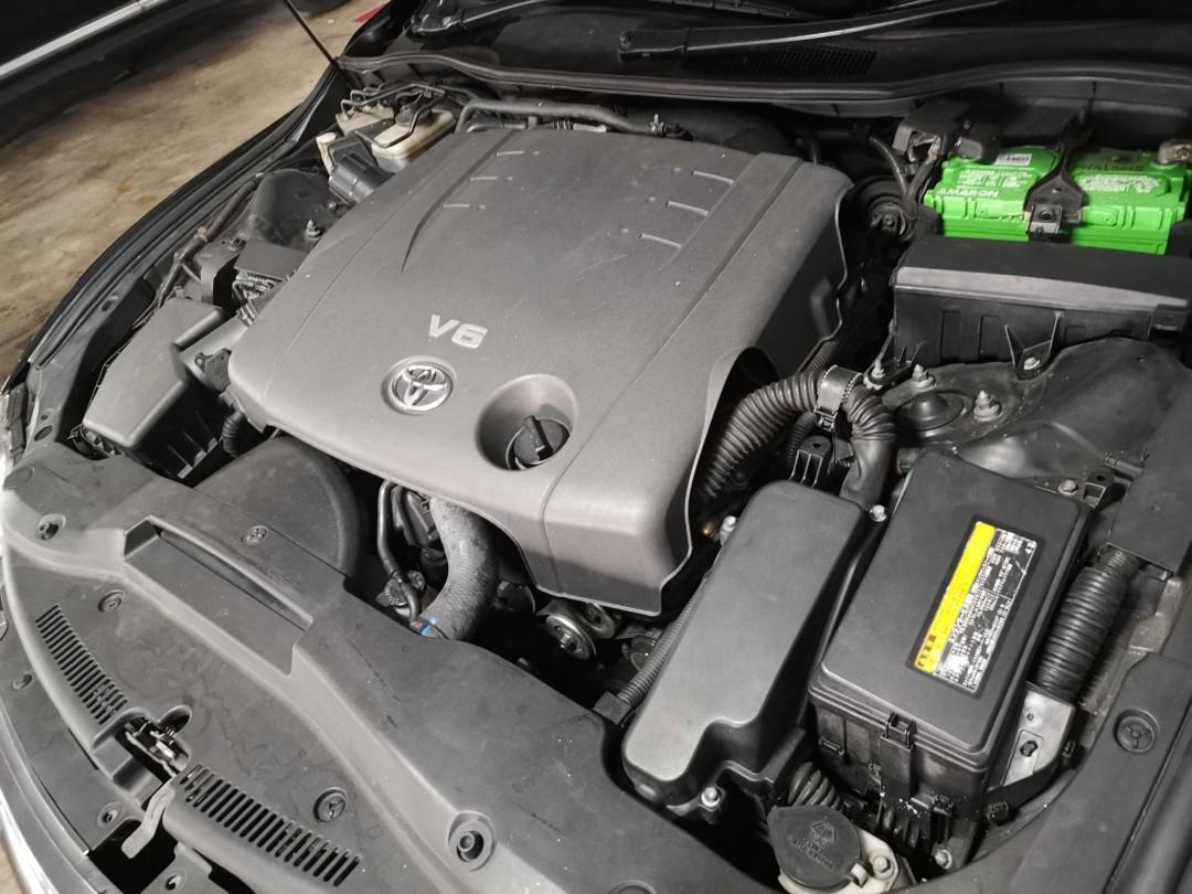 Toyota Mark X 2.5 Auto