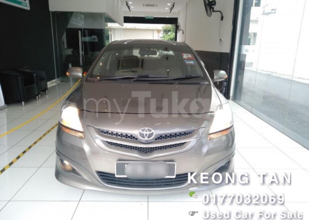 TOYOTA VIOS 1.5AT G SPEC Full Bodykit  2010TH 1-Year Warranty🎉Cash OfferPrice!! Rm35,800 Only🤗TipTop Condition Carking🚘