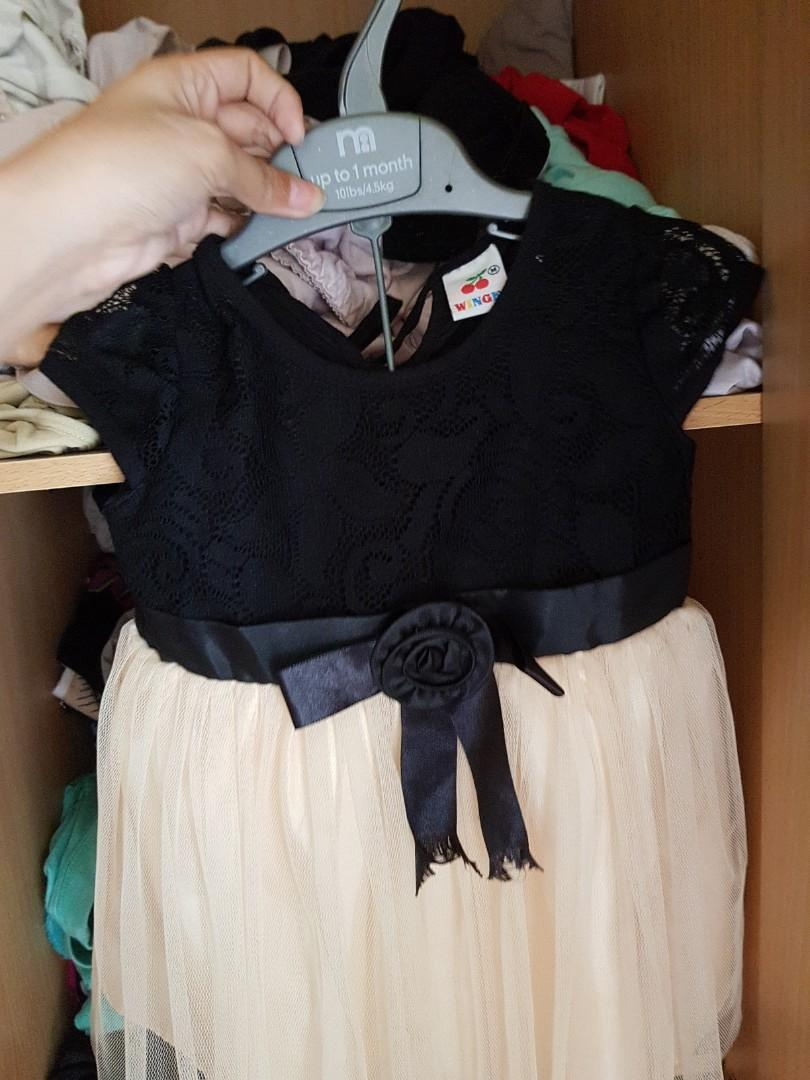 Tulle Baby Dress