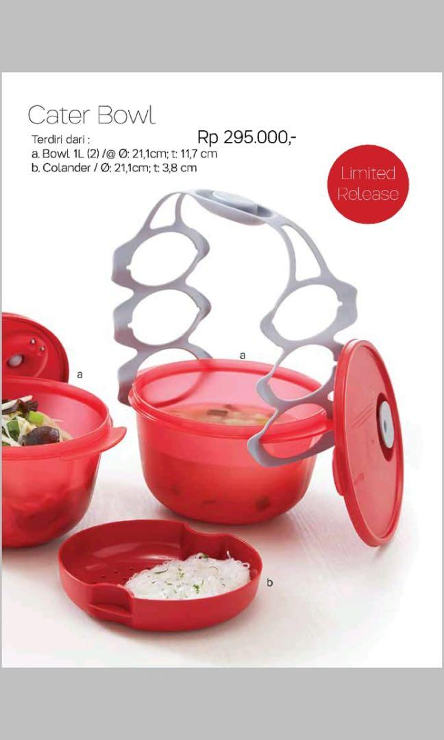 Tupperware Cater Bowl
