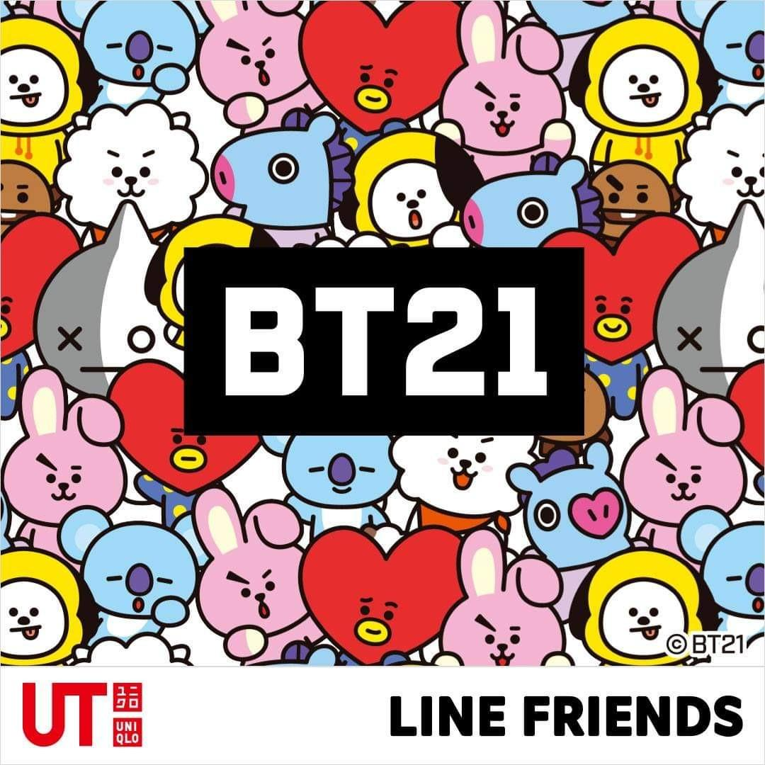 [UPDATED] Uniqlo x BT21 Shopping Service (21st June, 2019)