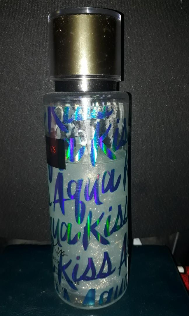 Victoria Secret Aqua Kiss Shimmer Body Mist