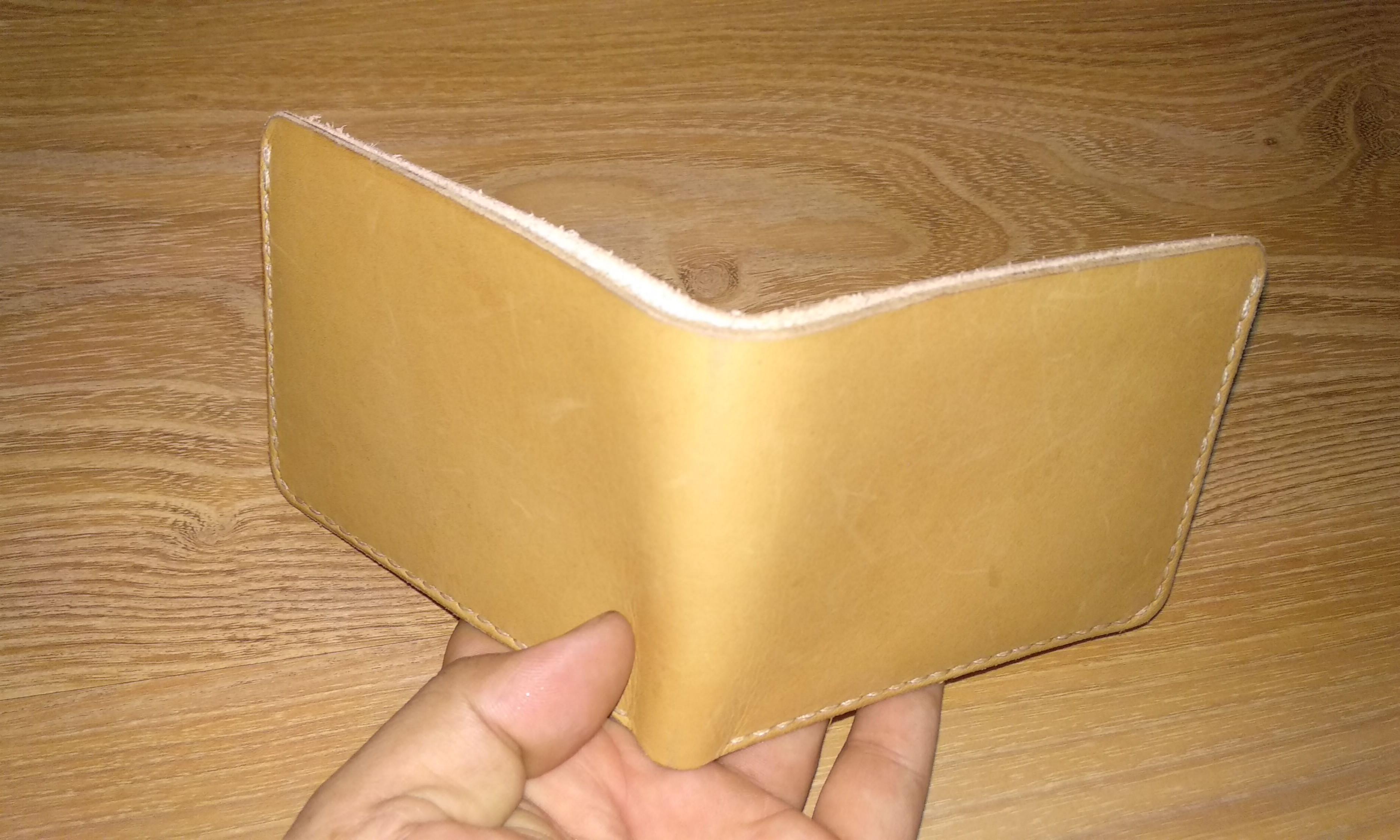 Wallet kulit sapi asli Impala