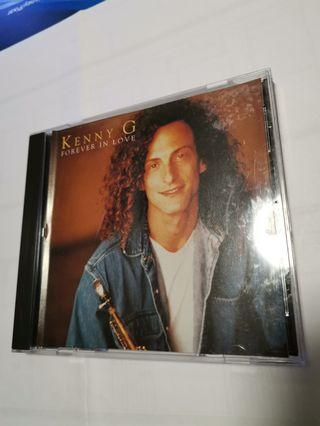1993...Kenny G~Forever in Love(舊版碟)