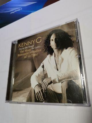 2006...Kenny G~I'm in the mood for Love