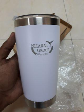 Tumbler cup stainless steel (insulated)