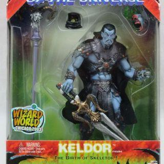 2003 SDCC Exclusive - Masters of the Universe - Keldor