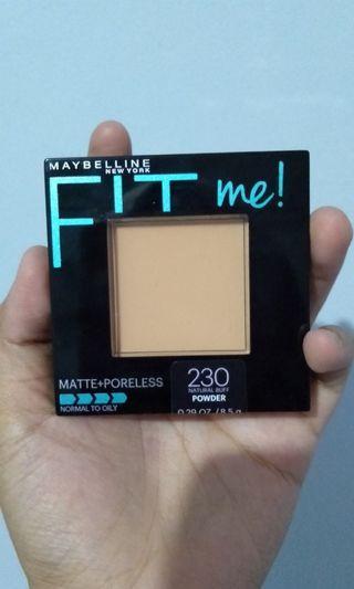 Maybelline Fit Me Powder