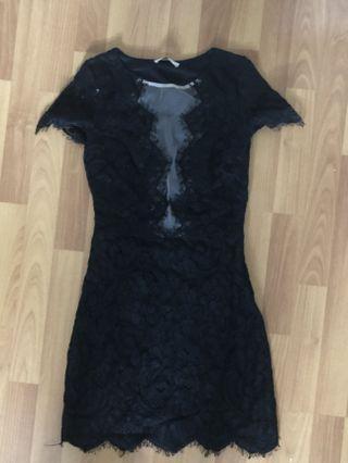 Honey black dress