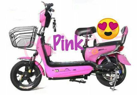 ELECTRONIC BIKE BICYCLE (SCOOTER)