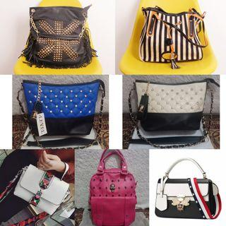 BAGS COLLECTION RATA2 BARU