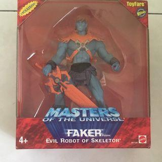 ToyFare Exclusive - Masters of the Universe - Faker