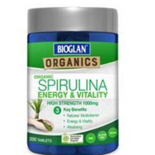 🚚 SPIRULINA SuperFoods