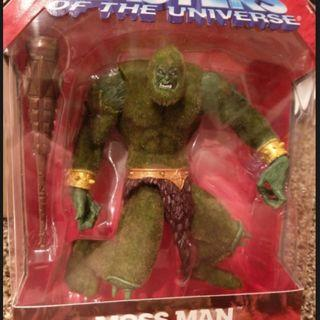 Masters of the Universe Moss Man Exclusive