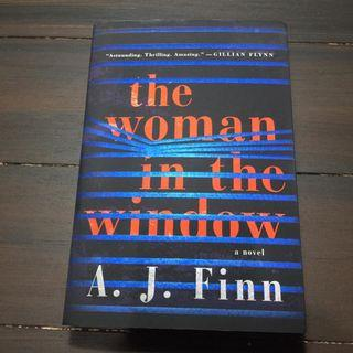 Novel Bahasa Inggris - The Woman In The Window - AJ Finn