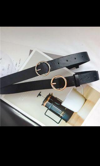 🚚 Minimal ulzzang ring Belt