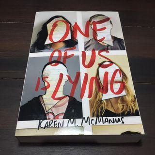 Novel Bahasa Inggris - One of Us is Lying