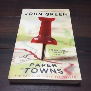 Novel Bahasa Inggris - Paper Towns