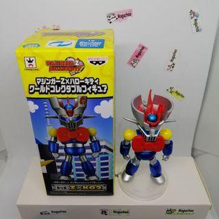 Hello Kitty x Mazinger Z Collaboration Banpresto WCF Series (ZxK02) mini figure (genuine item)