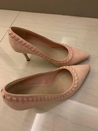 Charles & Keith Pinky Pointed Heel