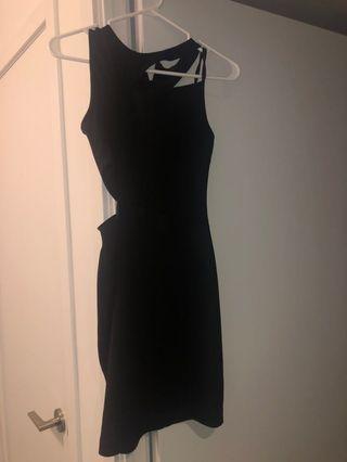 Top shop dress size2