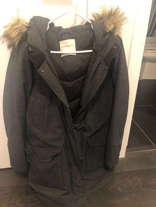 Aritzia community winter jacket