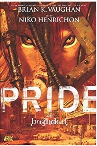 Pride of Baghdad  by Brian K. Vaughan textbook pre-owned