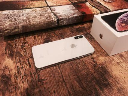 IPHONE XS 64GB SILVER OFFICIAL