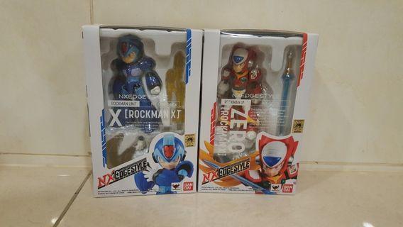 NXedge series-Rockman Set