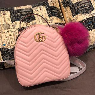 Brand New Gucci Marmont Backpack