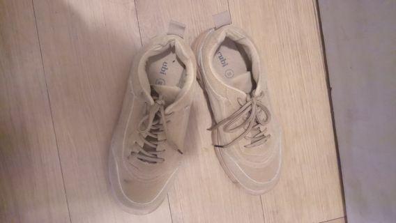 🚚 platform shoes