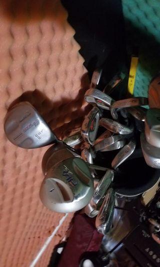 哥爾夫球套裝(全套賣)特價$1000