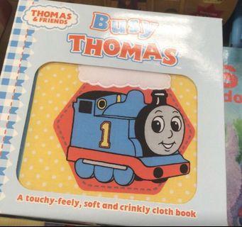 Thomas cloth book