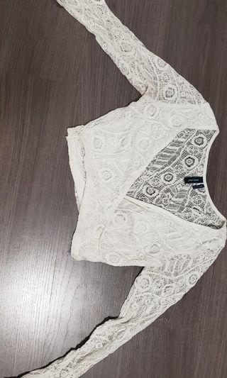 Guess by Marciank crop top size xs