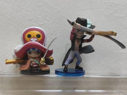 One Piece WCF set
