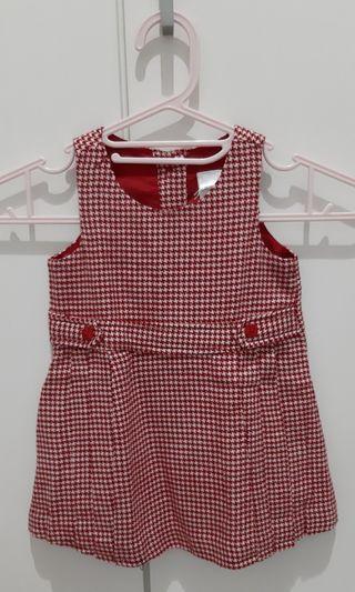 Dress bayi perempuan