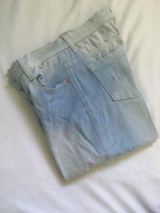 Celana Panjang semi jeans