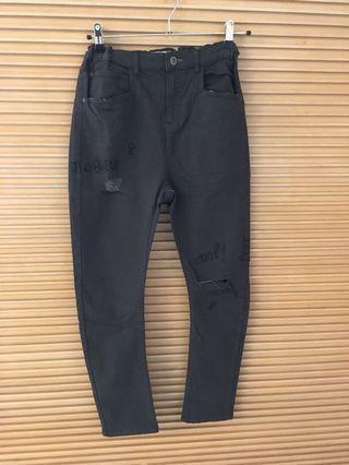 Zara 13-14 yrs old boys' jeans (90% new)