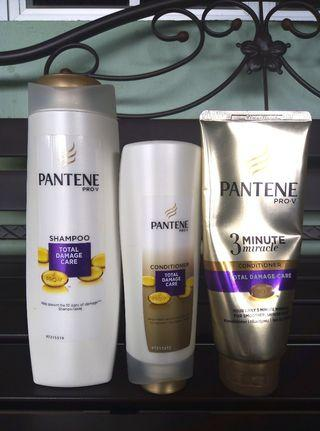 Pantene Total Damage Care Combo