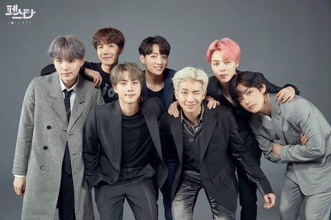 WTB BTS ticket album/photo binder
