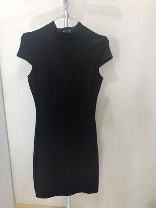 Cotton On Ariana Mock Neck Dress