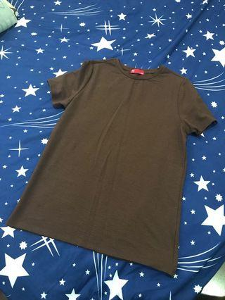 Casual Brown Top