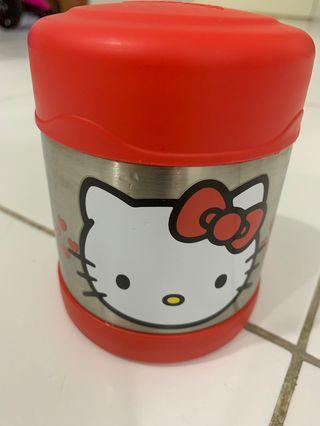 Thermos 300ml Hello Kitty Insulated Food Jar
