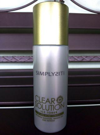 Simplysiti Clear Solution Ice Toner