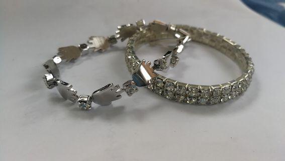 2 brand new bracelets