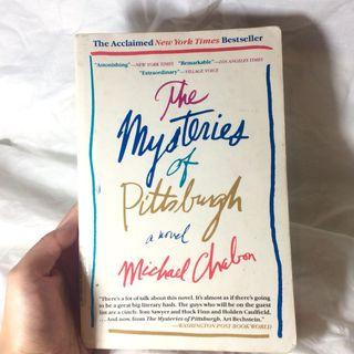 Mysteries of Pittsburgh Michael Chabon